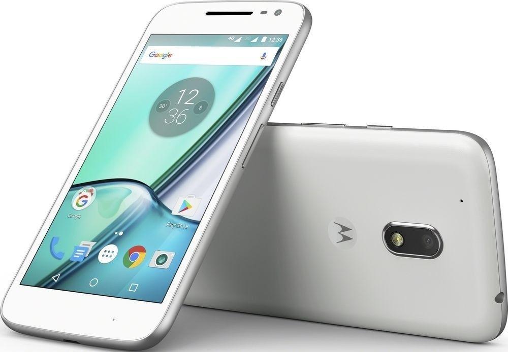 Мобильный телефон Motorola Moto G4 Play XT1602 White - 2