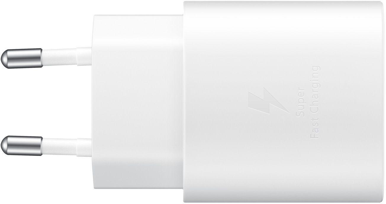 Сетевое зарядное устройство Samsung (EP-TA800XWEGRU) White от Територія твоєї техніки - 4