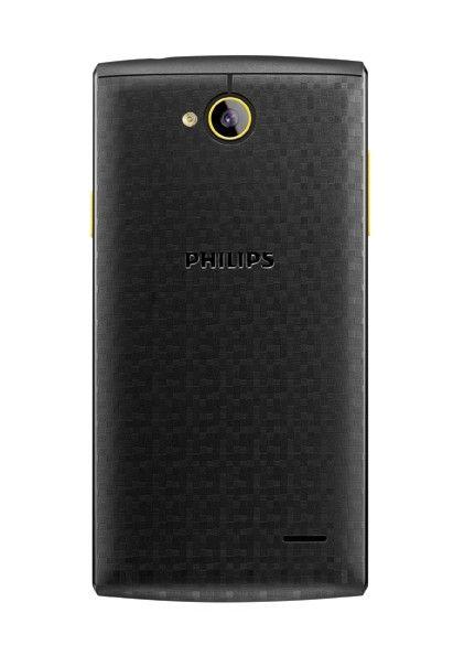 Мобильный телефон Philips s307 Black-Yellow - 1