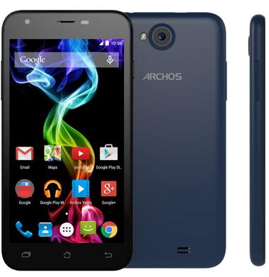 Мобильный телефон Archos 50C Platinum Dark Blue (690590030428) - 1