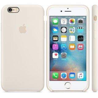 Панель Apple iPhone 6s Silicone Case Antique White (MLCX2ZM/A) - 2