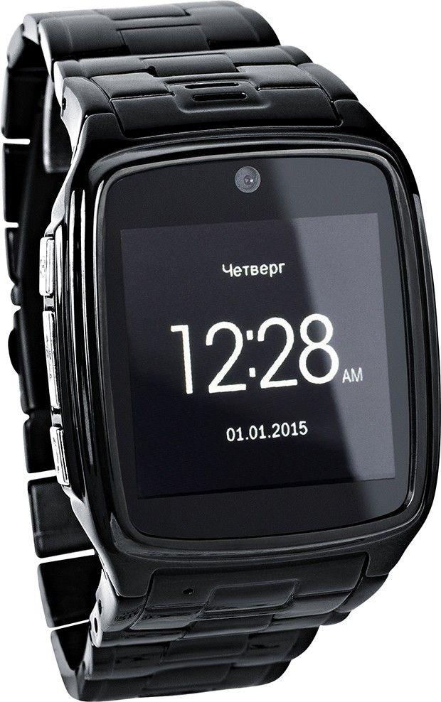 Смарт часы AIRON GTi 2 Black - 1