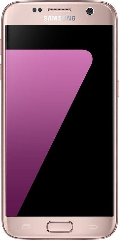 Мобильный телефон Samsung Galaxy S7 Duos G930 (SM-G930FEDUSEK) Pink Gold - 1