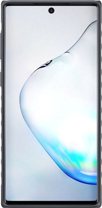 Чехол-накладка Samsung Protective Standing Cover для Samsung Galaxy Note 10 (EF-RN970CBEGRU) Black от Територія твоєї техніки - 2