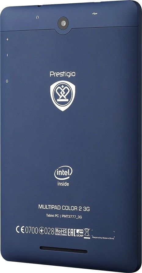 Планшет Prestigio MultiPad Color 2 8GB 3G Blue (PMT3777_3G_C_BL_CIS) - 1