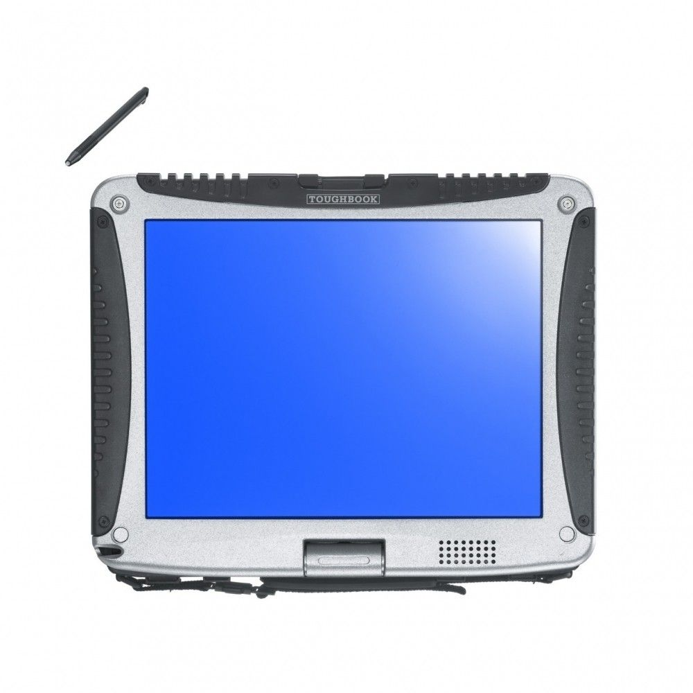 Ноутбук Panasonic Toughbook CF-19 (CF-19ZZ001M9) - 3