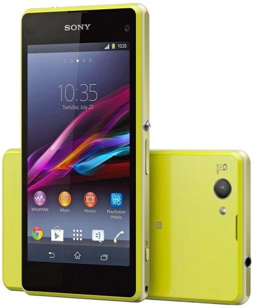 Мобильный телефон Sony D5503 Xperia Z1 Compact Lime - 1