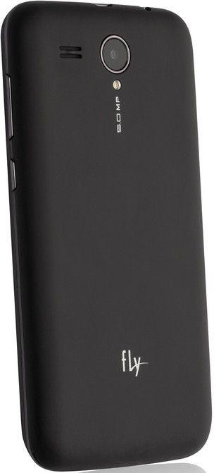 Мобильный телефон Fly IQ4502 Quad Era Energy 1 Black - 2