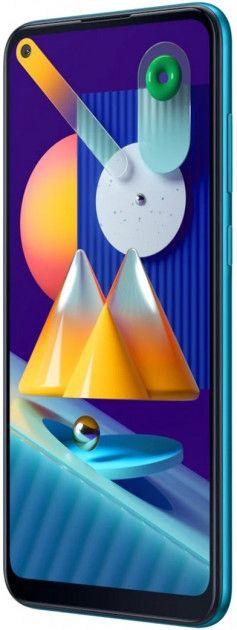 Смартфон Samsung Galaxy M11 3/32GB (SM-M115FMBNSEK) Blue от Територія твоєї техніки - 5