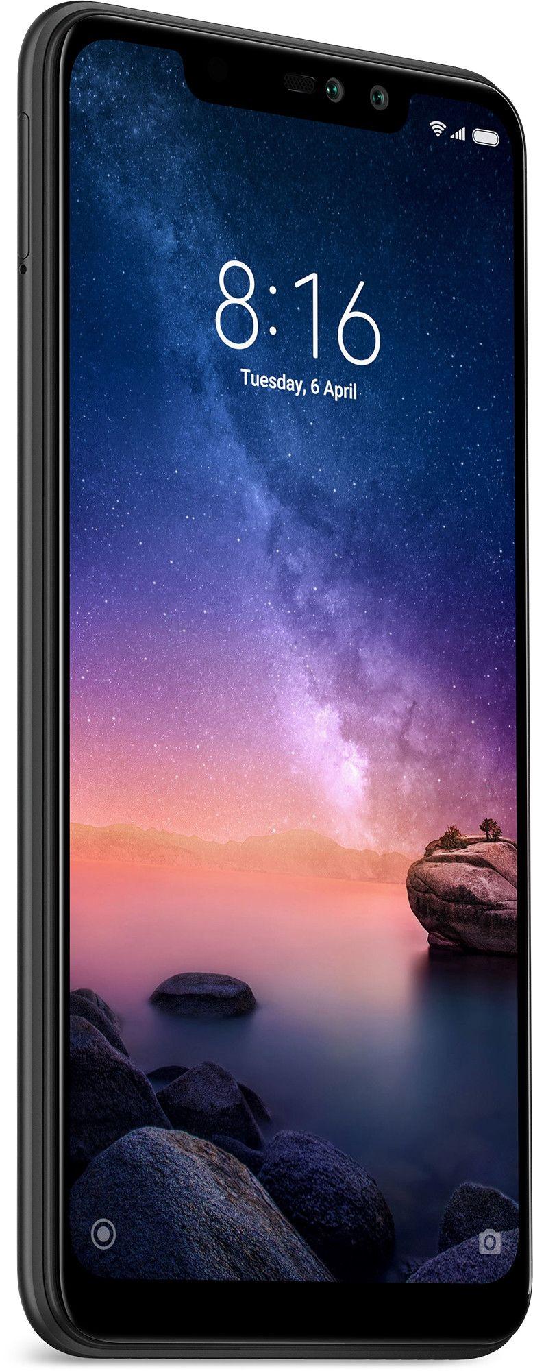 Смартфон Xiaomi Redmi Note 6 Pro 3/32GB Black от Територія твоєї техніки - 7