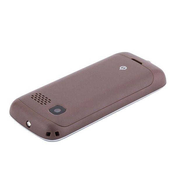 Мобильный телефон Nomi i177 Brown - 4