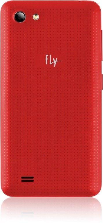 Мобильный телефон Fly FS405 Stratus 4 Red - 4