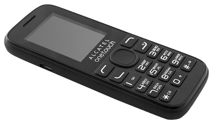 Мобильный телефон Alcatel 1052D Black - 3