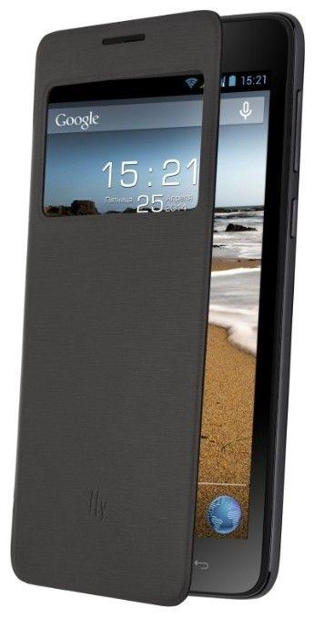 Мобильный телефон Fly IQ4601 ERA Style 2 Black - 3