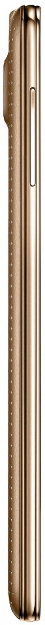 Мобильный телефон Samsung G900H Galaxy S5 (SM-G900HZDASEK) Copper Gold - 3
