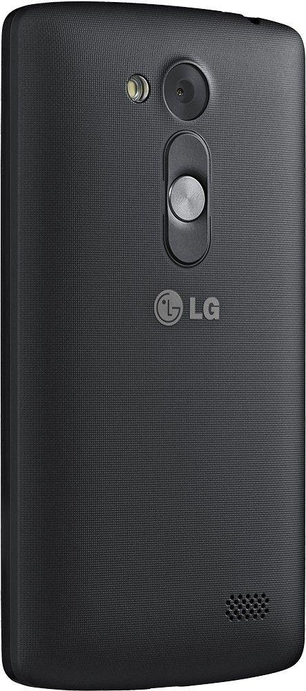 Мобильный телефон LG L Fino D295 Dual Sim Black - 4