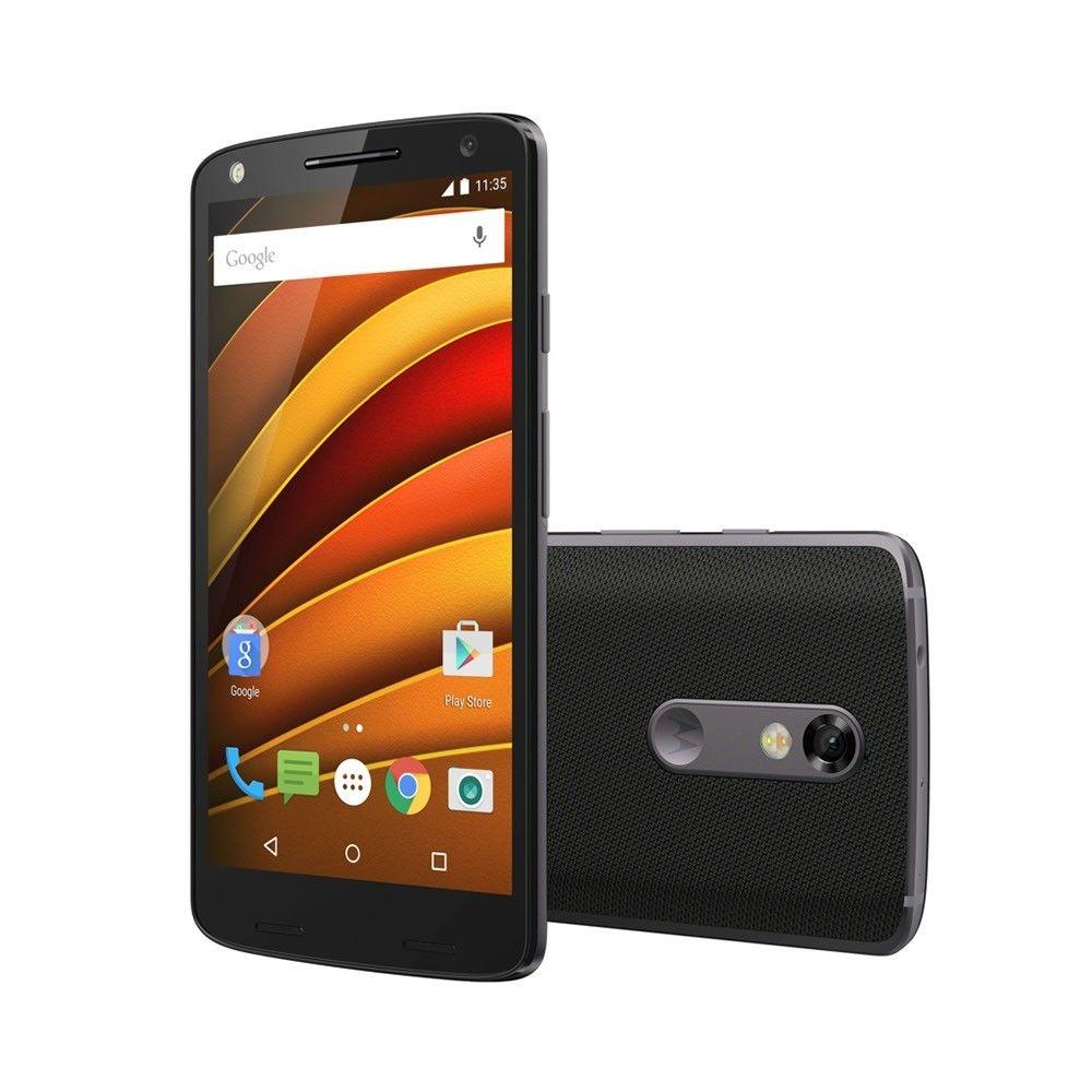 Мобильный телефон Motorola Moto X Force (XT1580) 32GB SS Black - 8