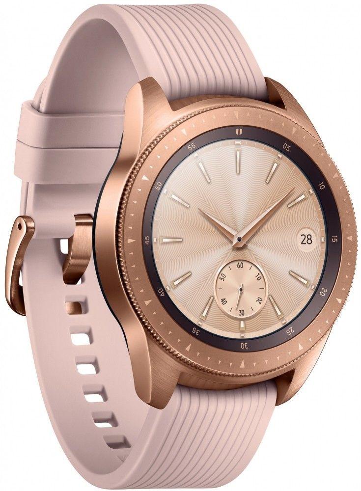 Смарт часы Samsung Galaxy Watch 42mm (SM-R810NZDASEK) Gold от Територія твоєї техніки - 4
