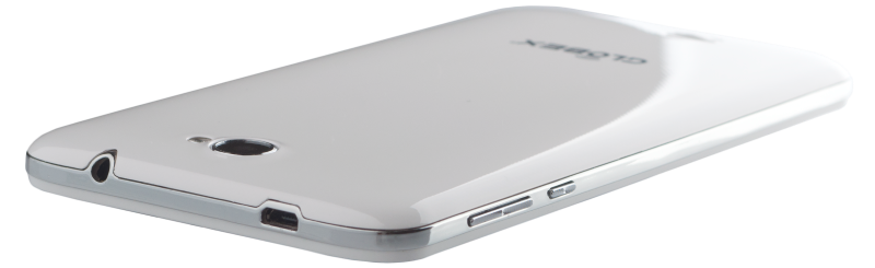 Мобильный телефон Globex GU6011B White - 2