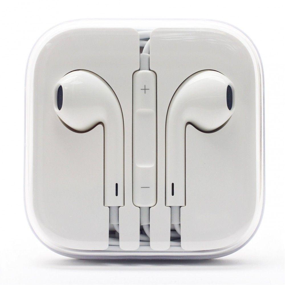 Наушники Apple EarPods с пультом управления (MD827LL) для iPhone (Retail Box) - 3