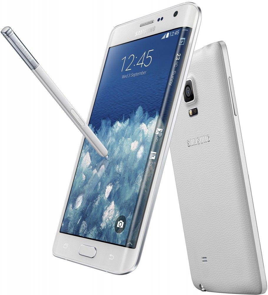 Мобильный телефон Samsung GALAXY Note Edge N915F Frost White - 5