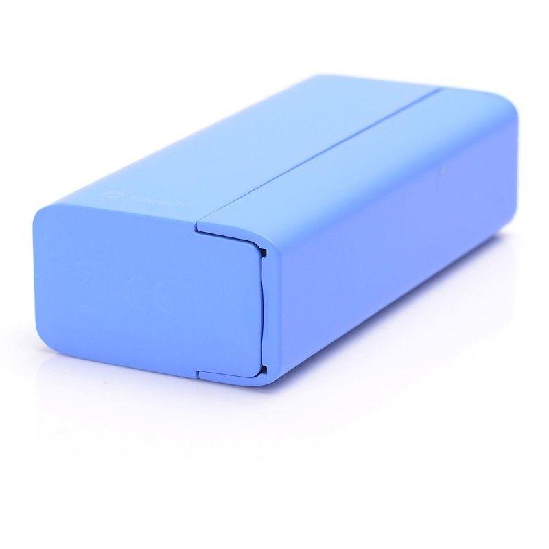 Батарейный мод Joyetech eVic Vtwo Mini Battery Blue (JTEVTWMINBL) - 3