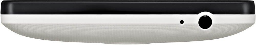 Мобильный телефон LG L Fino D295 Dual Sim White - 9