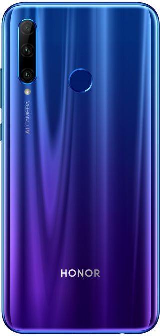 Смартфон Honor 10i 4/128GB Blue от Територія твоєї техніки - 5