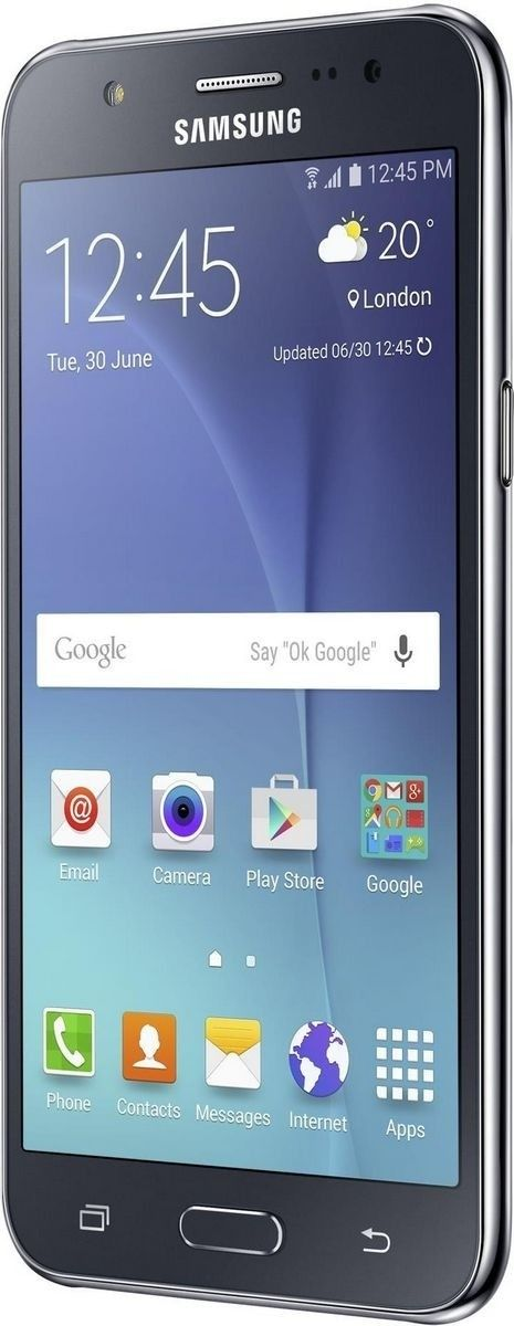 Мобильный телефон Samsung Galaxy J5 J500H/DS Black - 2