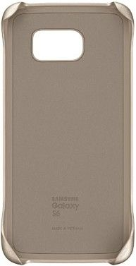 Накладка Samsung Zero S6 для Samsung Galaxy S6 Gold (EF-YG920BFEGRU) - 2