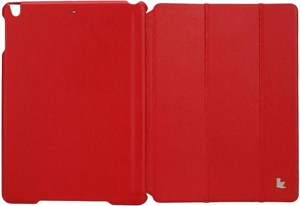 Чехол-книжка для iPad Jison Case Executive Smart Cover for iPad Air/Air 2 Red (JS-ID5-01H30) - 1