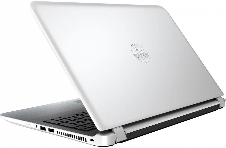 Ноутбук HP Pavilion 15-ab130ur (V0Z03EA) White - 1