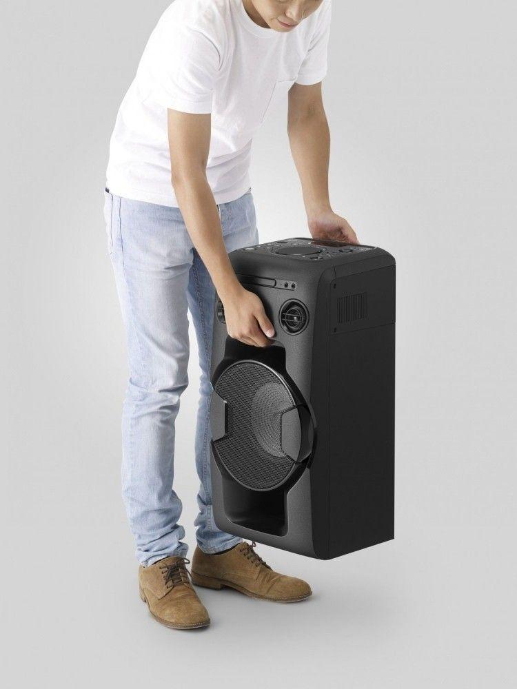 Музыкальный центр Sony MHC-V11 Black от Територія твоєї техніки - 8
