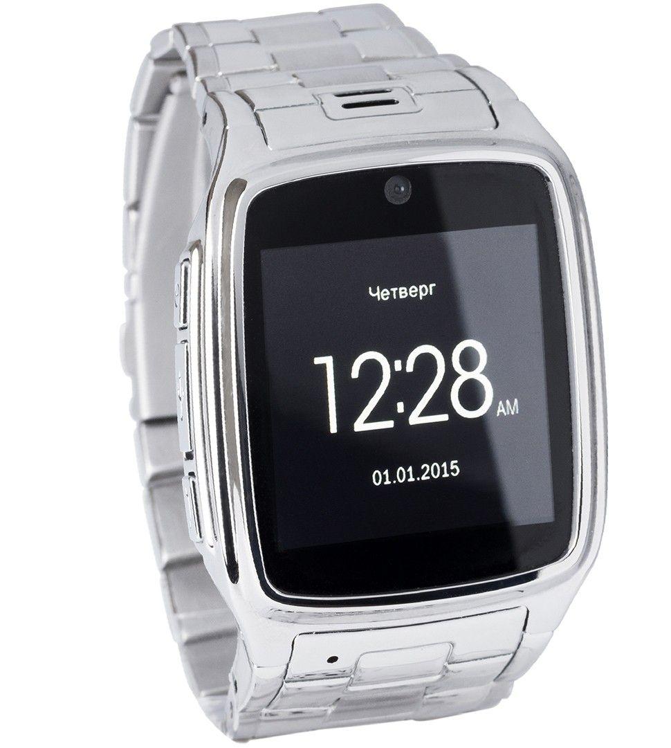 Смарт часы AIRON GTi 2 Silver - 2