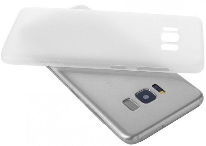 Чехол Tucano Nuvola Case для Samsung Galaxy S8 Plus (SG8PNU-TR) Transparent