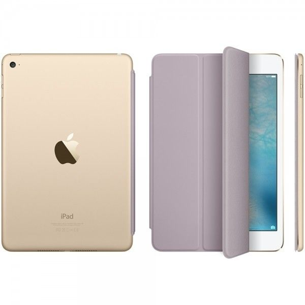 Чехол-книжка Apple Smart Cover для iPad mini 4 (MKM42ZM/A) Lavender - 2
