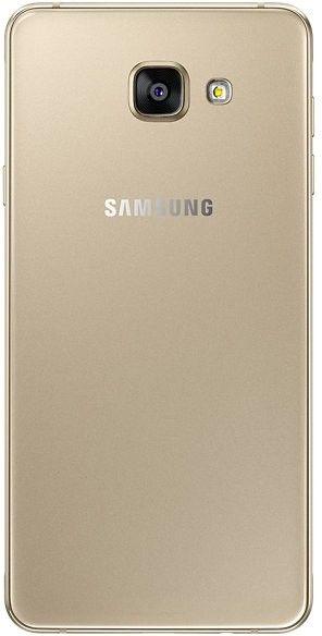 Мобильный телефон Samsung Galaxy A7 2016 Duos SM-A710 16Gb (SM-A710FZDDSEK) Gold - 1