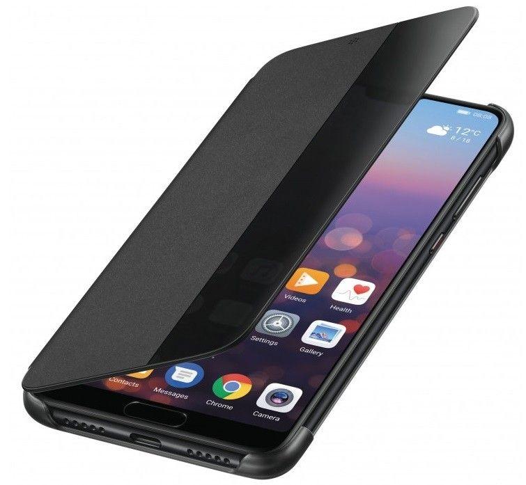 Чехол-книжка Huawei P20 Pro Smart View Flip Cover Black