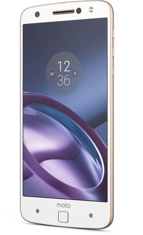 Мобильный телефон Motorola Moto Z Gold - 4