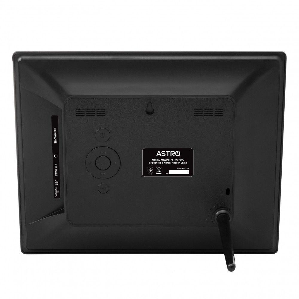 Цифровая фоторамка Astro F100 Black - 1