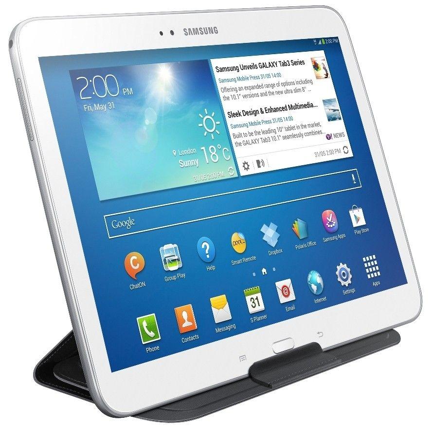 """Чехол Samsung T520 для Samsung Galaxy Tab Pro 10.1"""" Black (EF-BT520BBEGRU) - 2"""