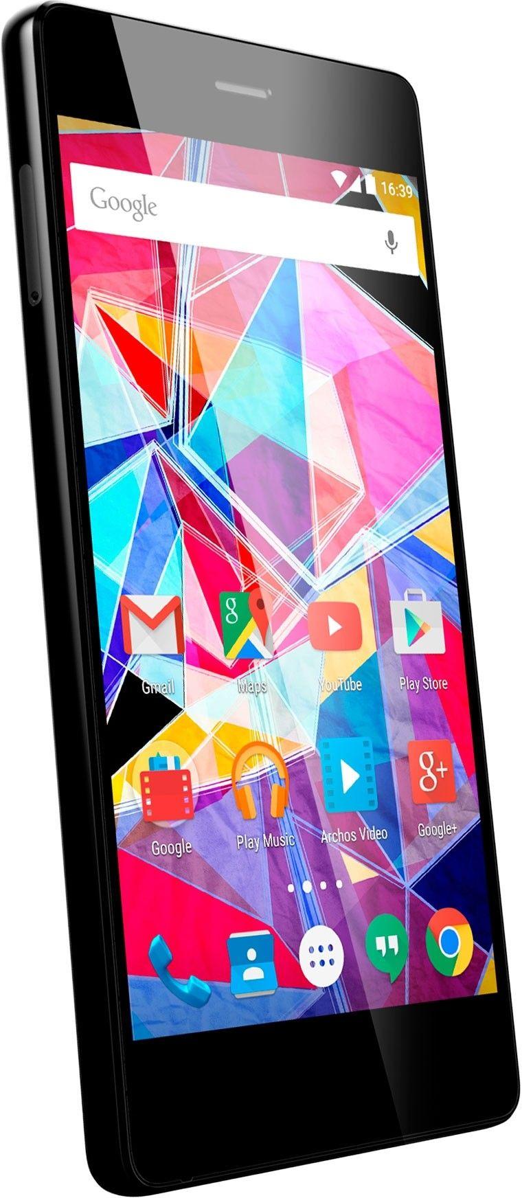 Мобильный телефон Archos Diamond S Black - 1