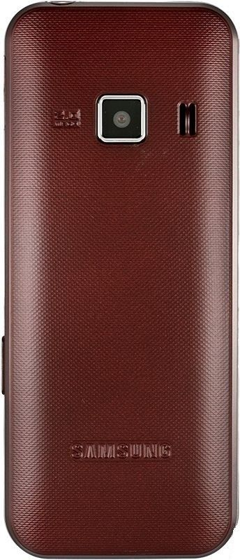 Мобильный телефон Samsung C3322 Wine Red - 1