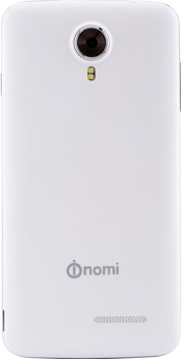Мобильный телефон Nomi i551 Wave White - 1