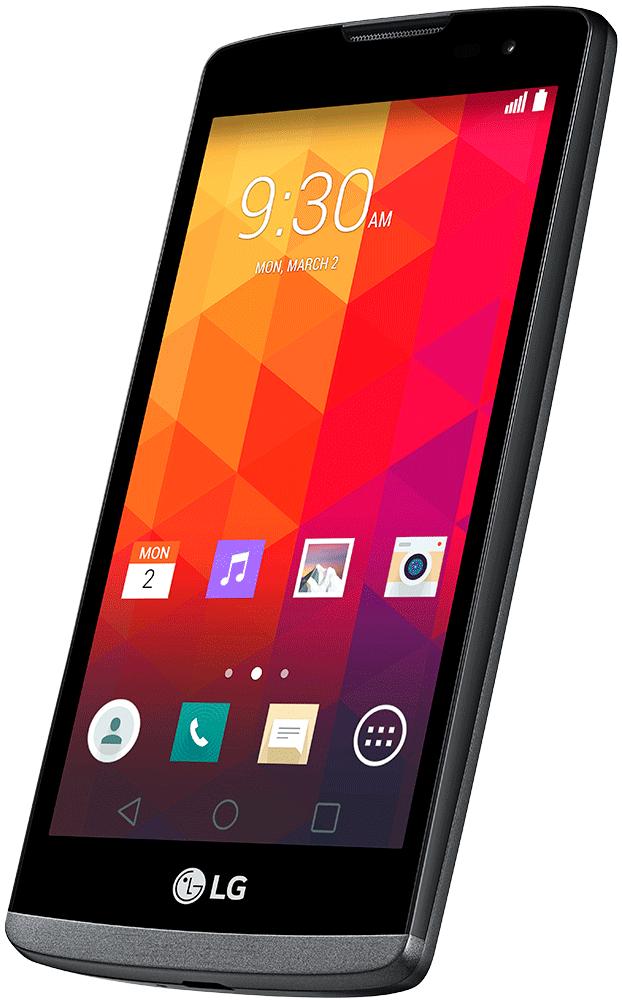 Мобильный телефон LG Leon Y50 H324 Titan - 3