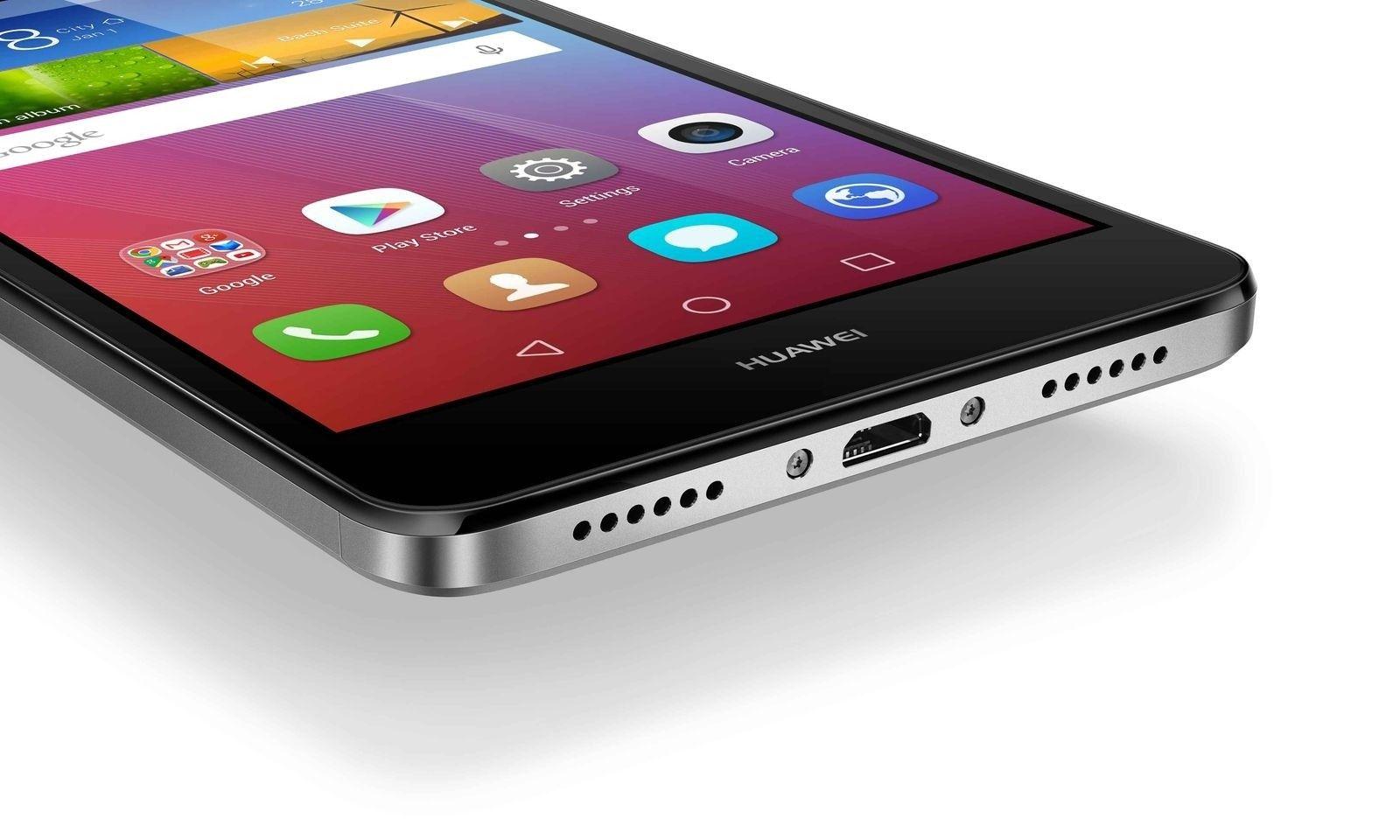 Мобильный телефон Huawei GR5 Dual Sim Black - 7