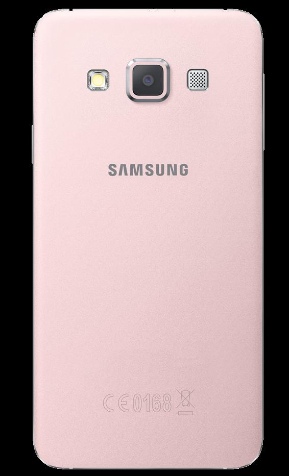 Мобильный телефон Samsung Galaxy A3 SM-A300H Pink - 2