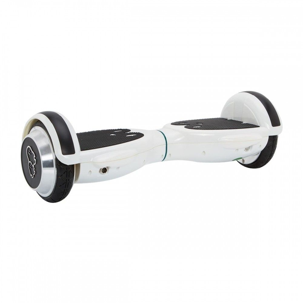 Детский гироборд JUST StepGO Junior + bagDefence set White (SGMLY-S5BDSWT) - 3