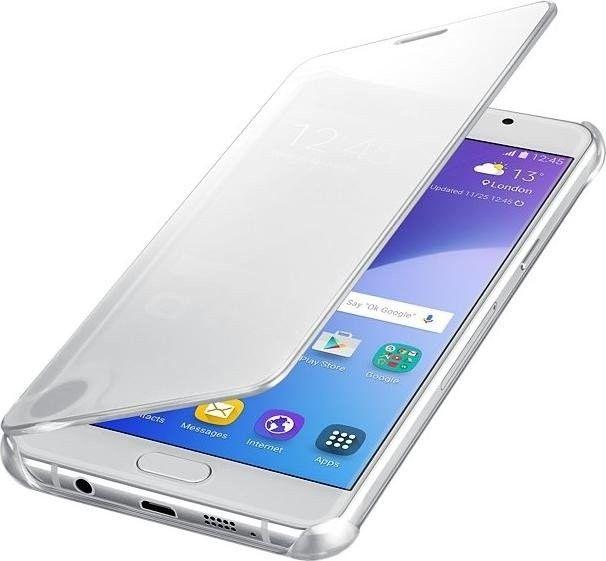 Чехол-книжка Samsung A510 EF-ZA510CSEGRU Silver - 2