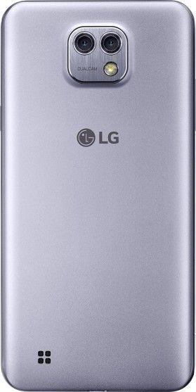 Мобильный телефон LG K580 X cam Dual Titan (LGK580DS.ACISTS)  - 1